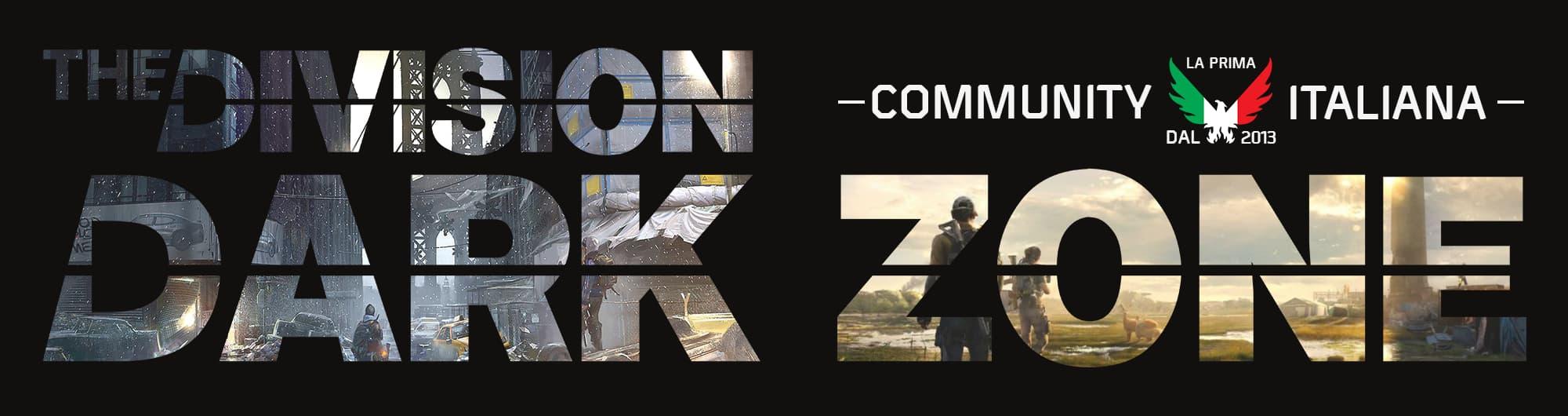 The Division Dark Zone