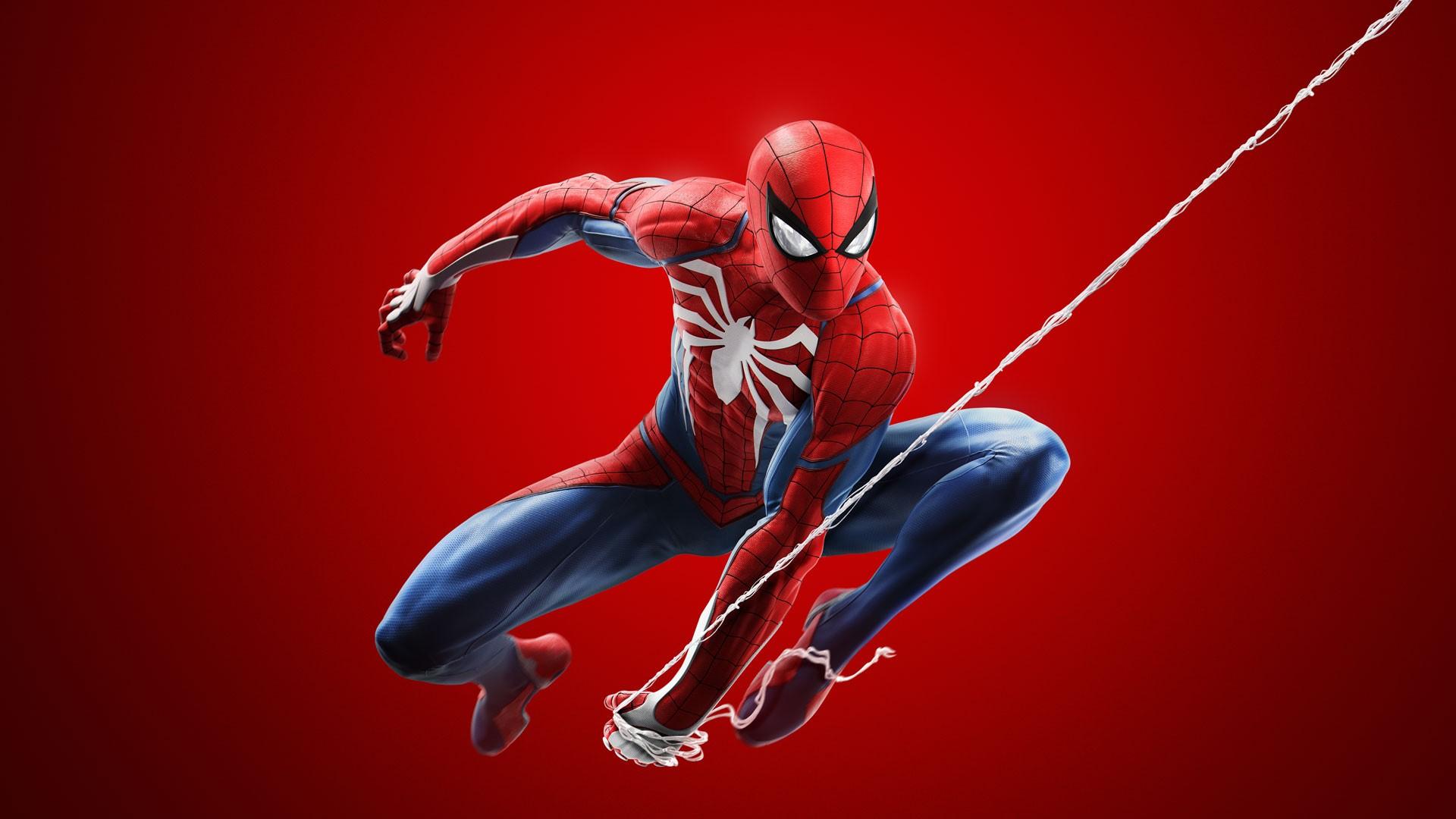 Marvel's Spider-Man PS4 Copertina
