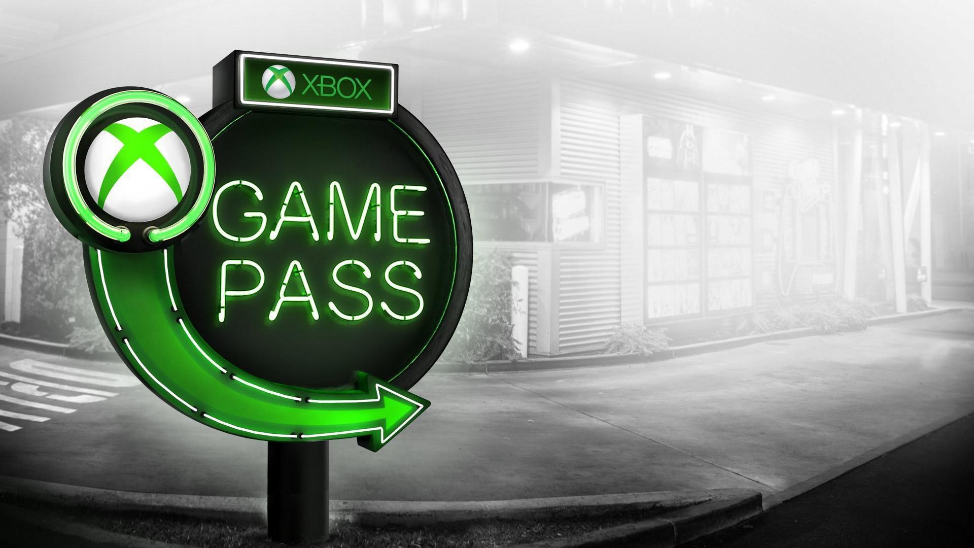 Xbox Game Pass locandina