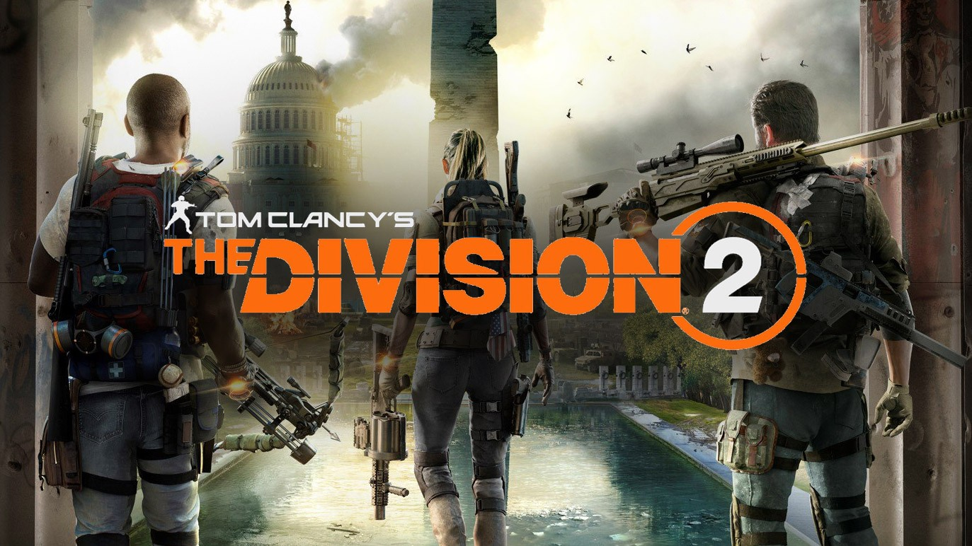 the division 2 copertina grande
