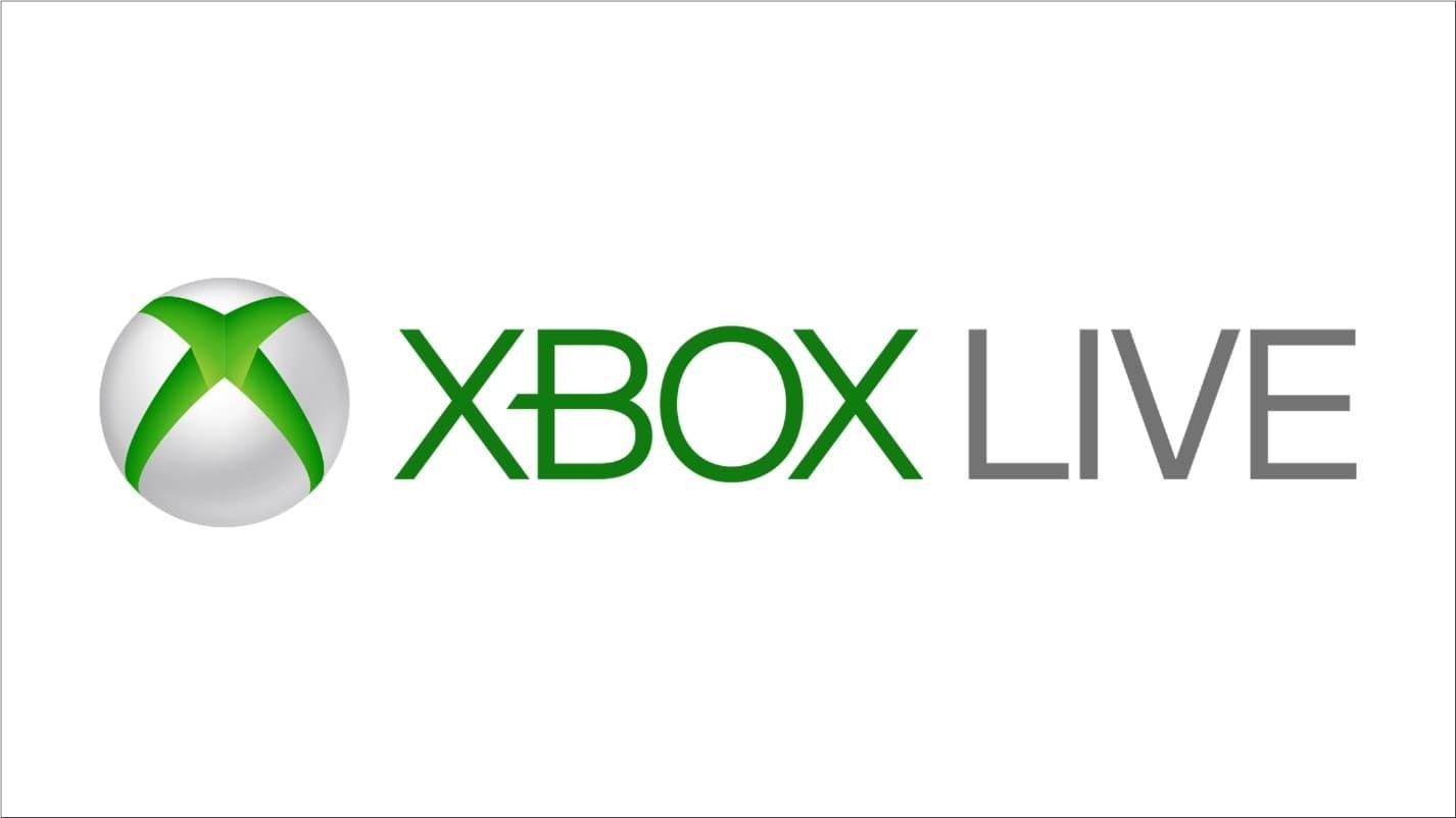 Xbox Live Logo Sfondo Bianco