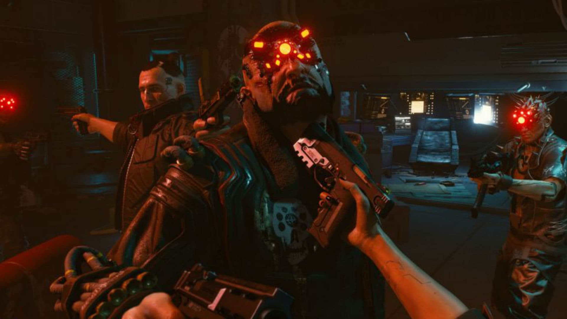 cyberpunk 2077 screenshot trailer