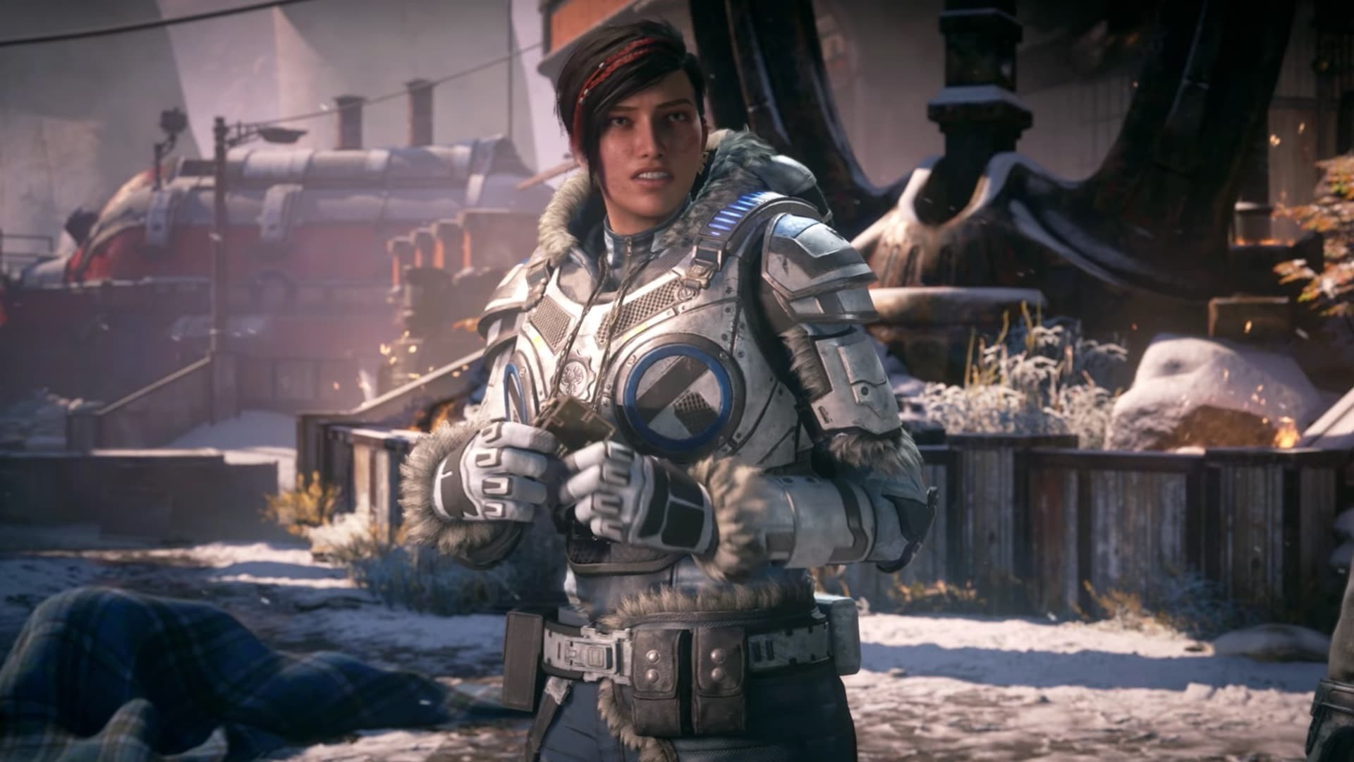 Gears 5 Kate reveal trailer