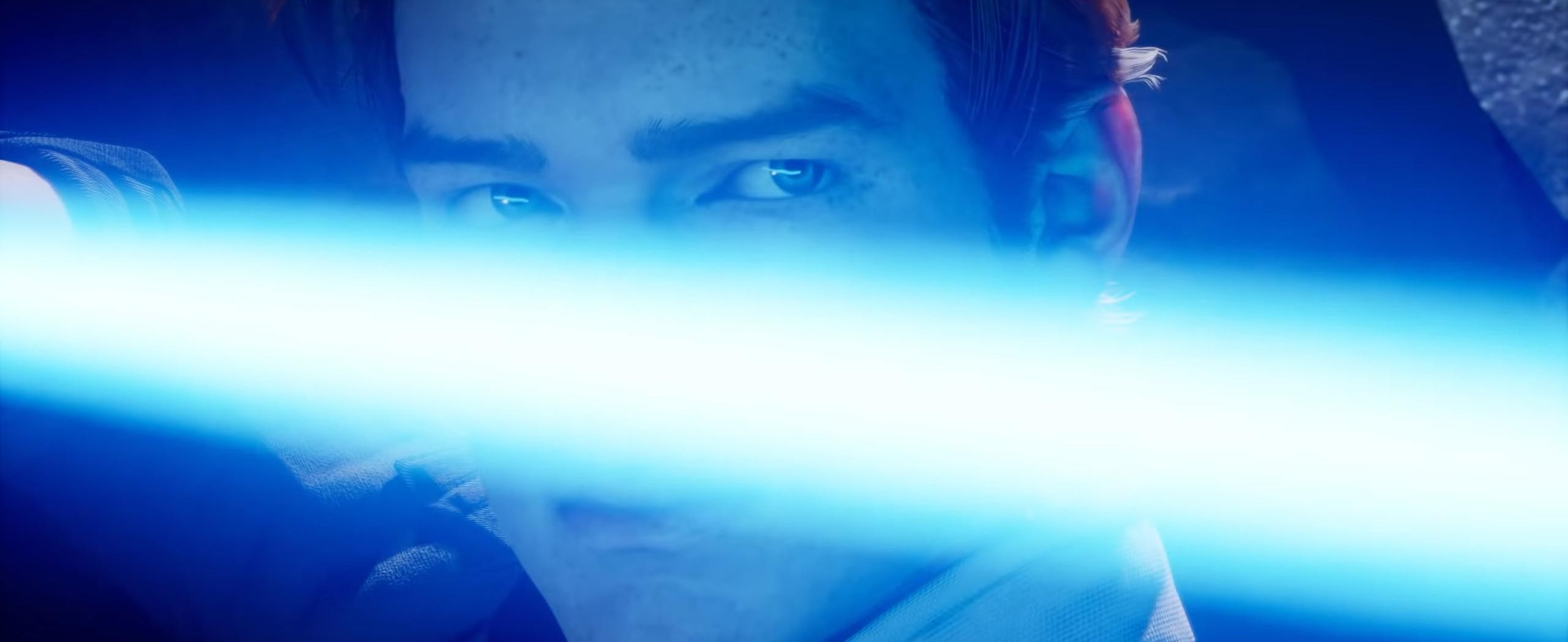 Star Wars Jedi Fallen Order Cal Kestis spada laser