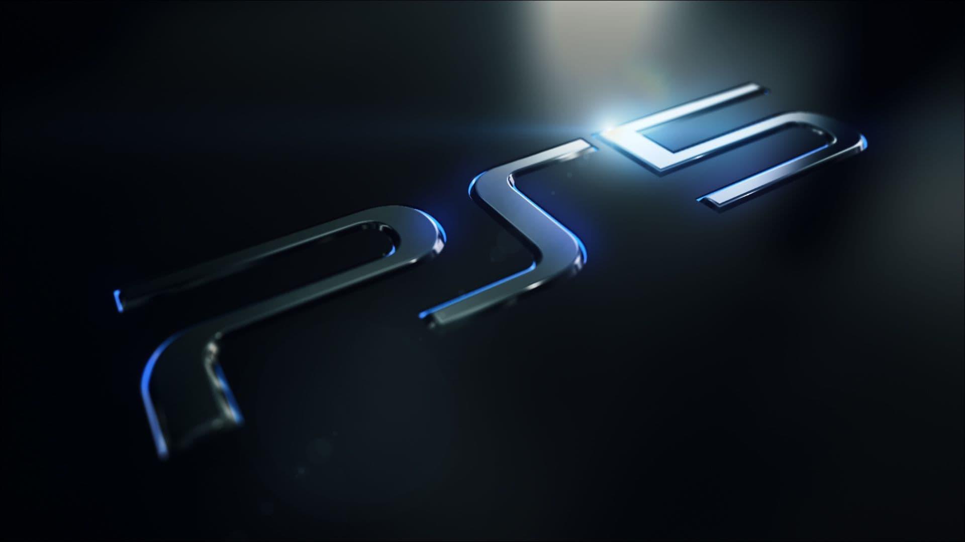 PlayStation 5 Logo PS5