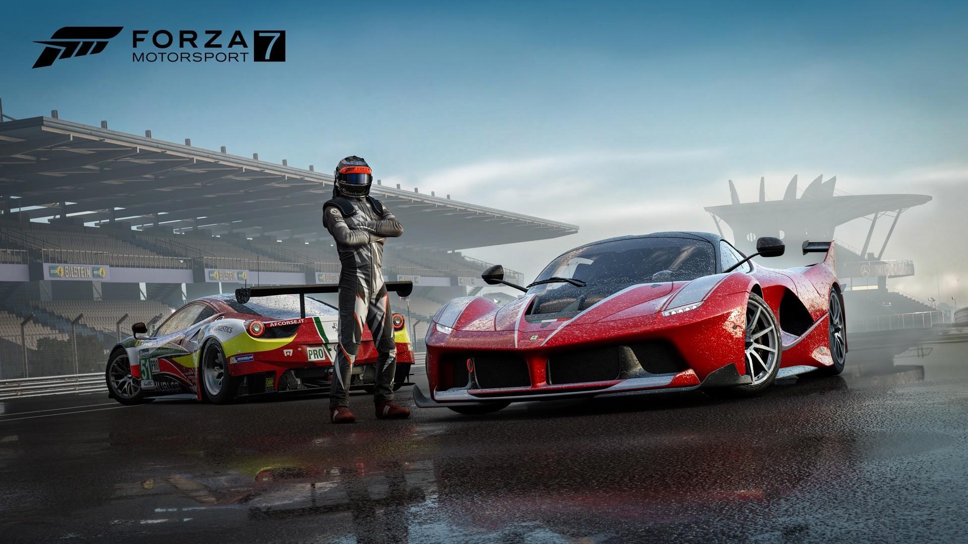 Forza Motorsport 7 ferrari