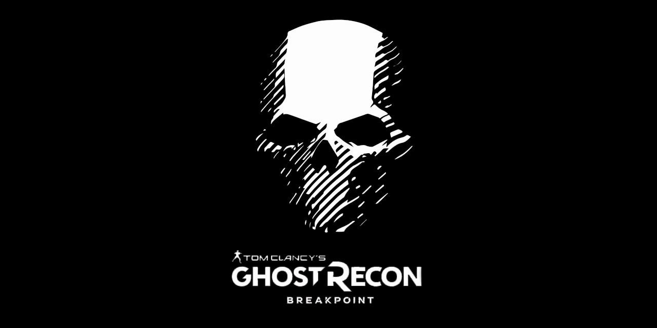 Ghost Recon Breakpoint black logo