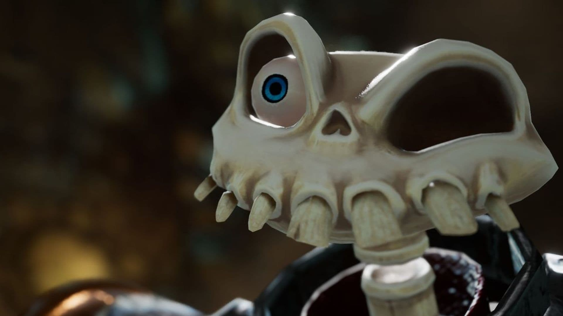MediEvil Remake PS4 Sir Francis Fortesque