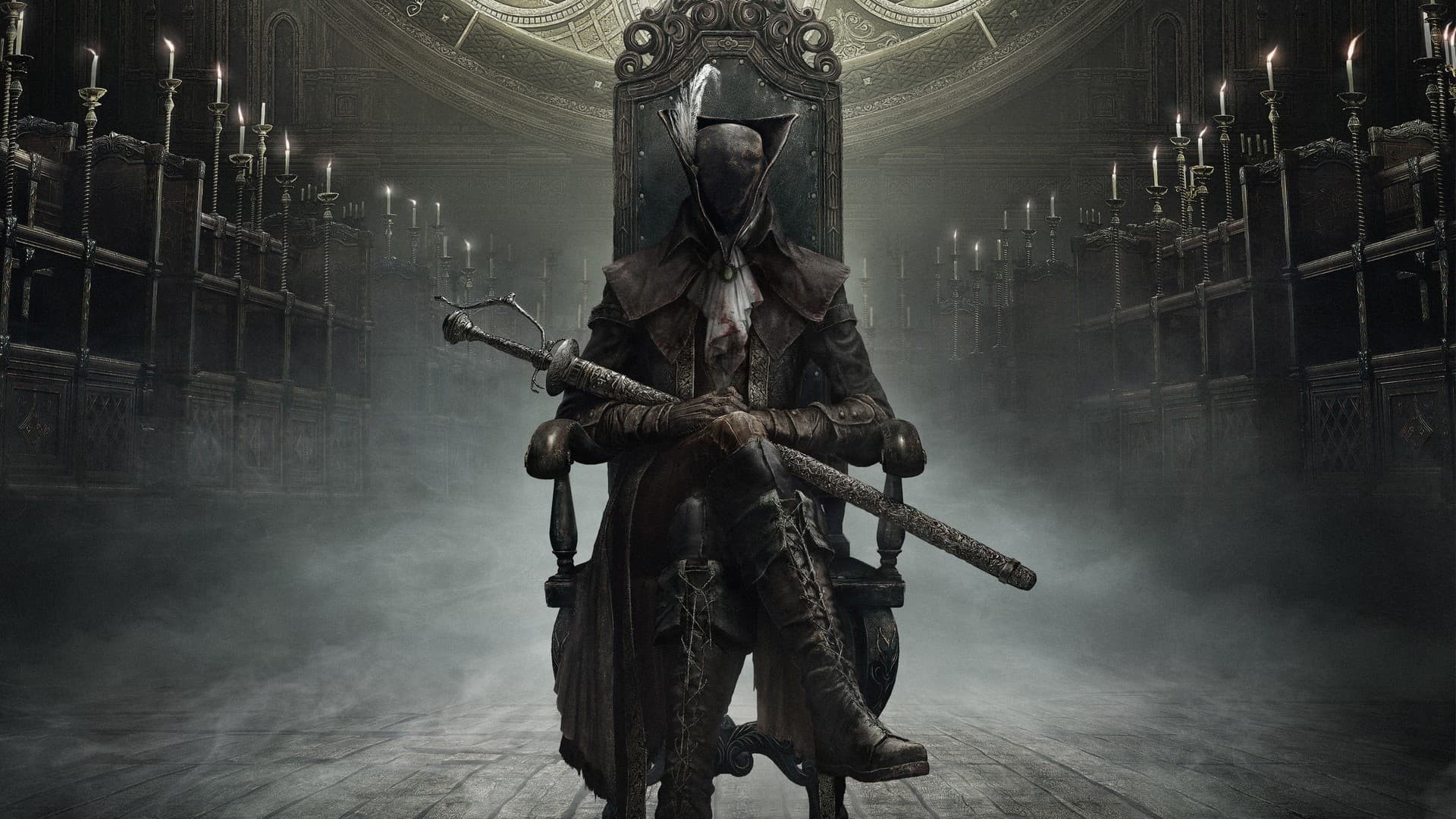 Bloodborne from software