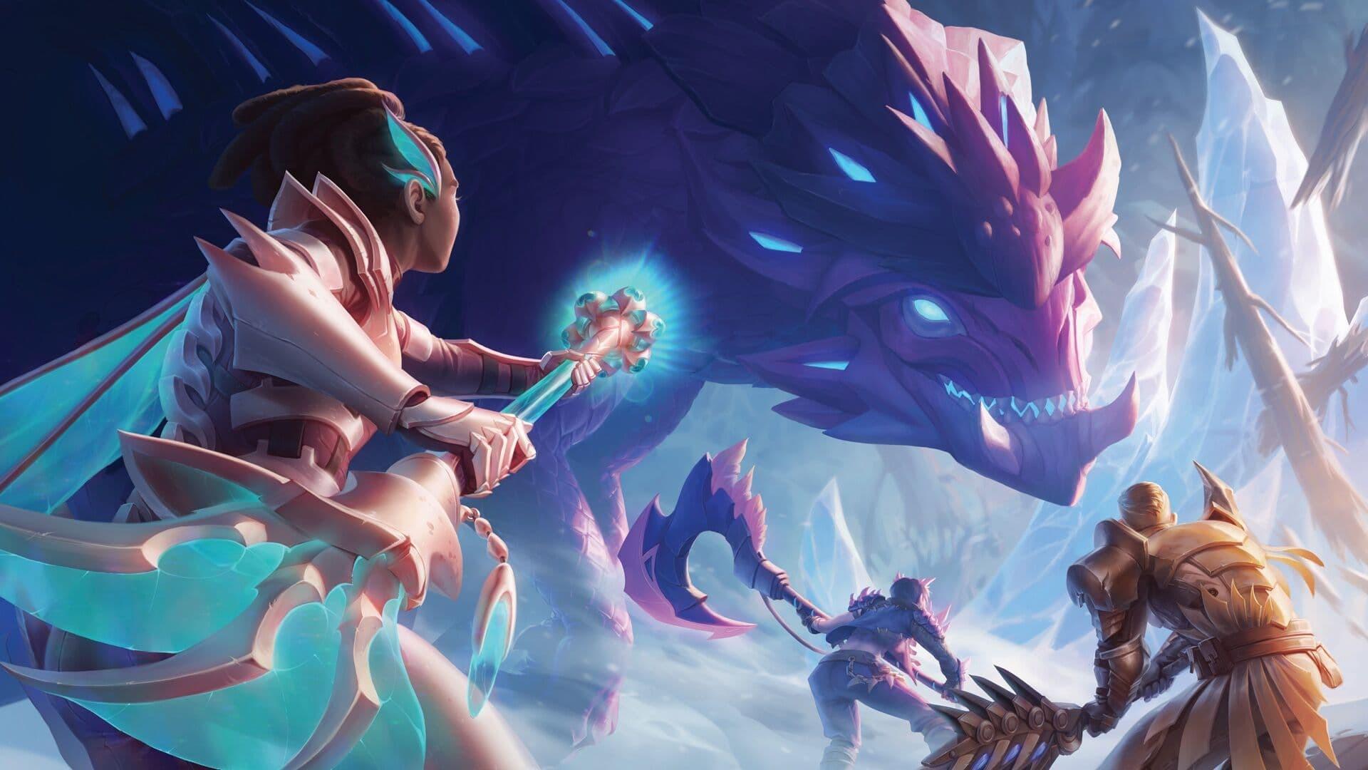 Dauntless artwork blu
