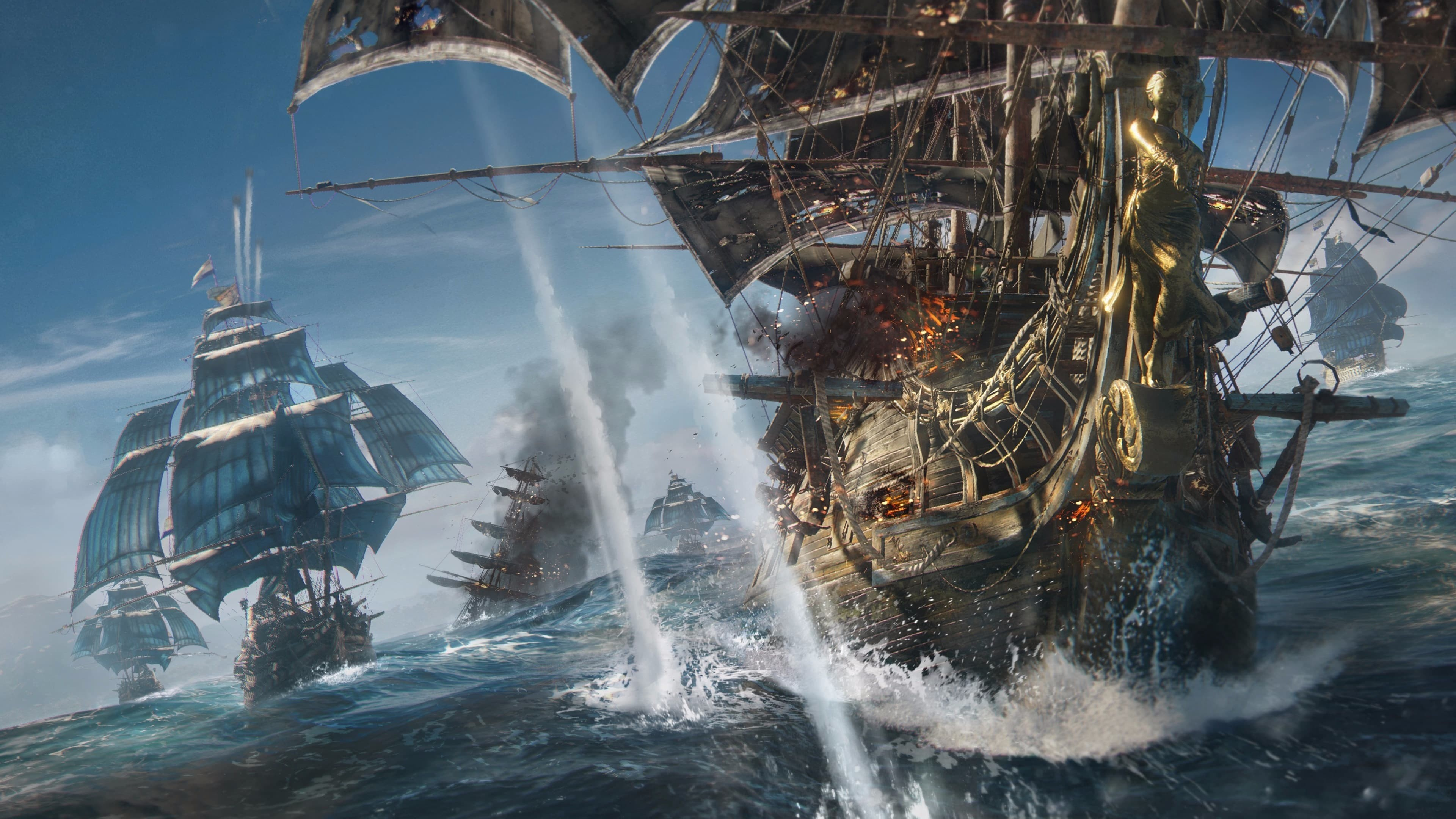 Skull and Bones battaglia navale