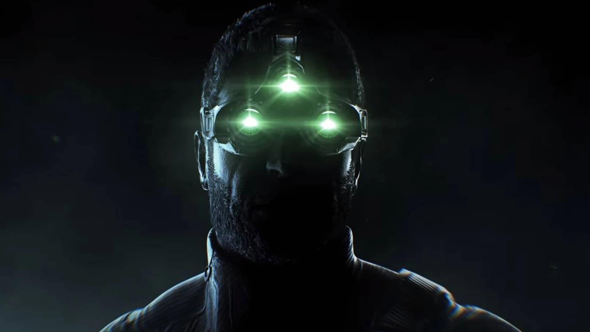 Splinter Cell Sam Fisher notte visore