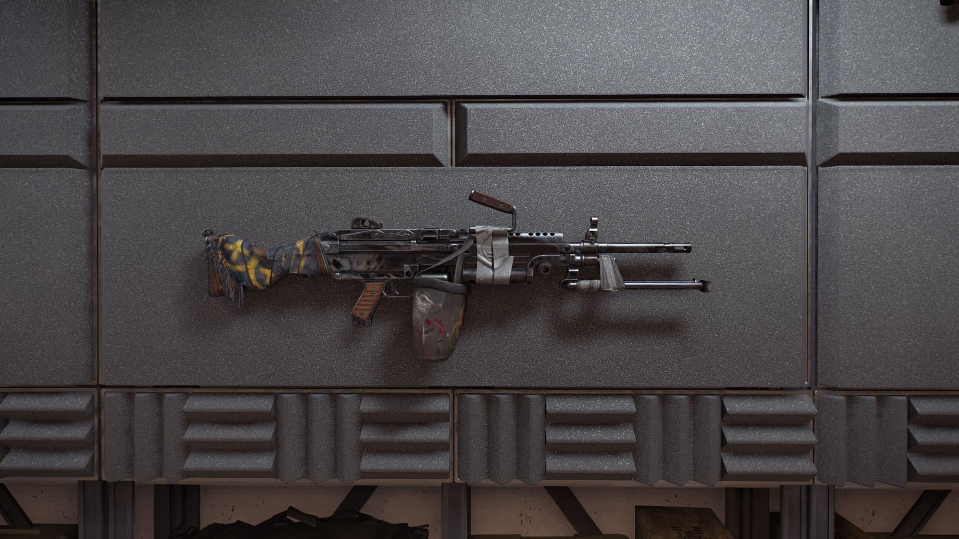 the division 2 - arma esotica peste