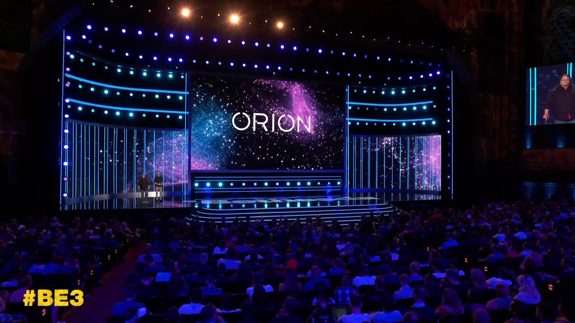 Orion Cloud Gaming Bethesda