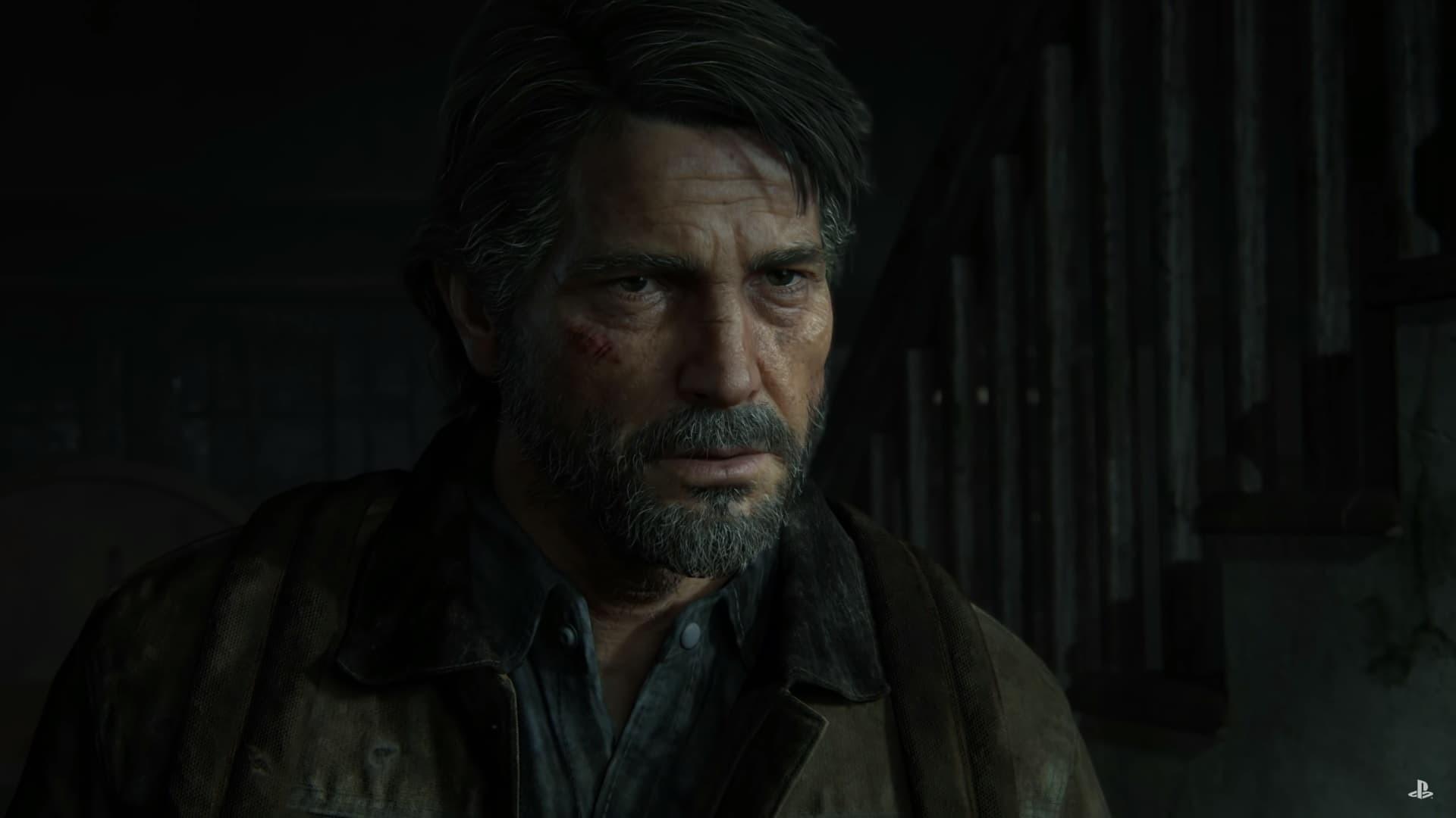 The Last of Us parte 2 Joel trailer