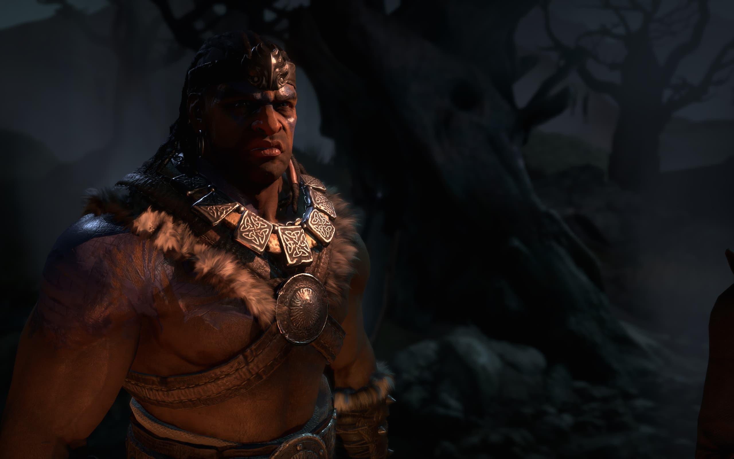 Diablo 4 Barbaro personaggi