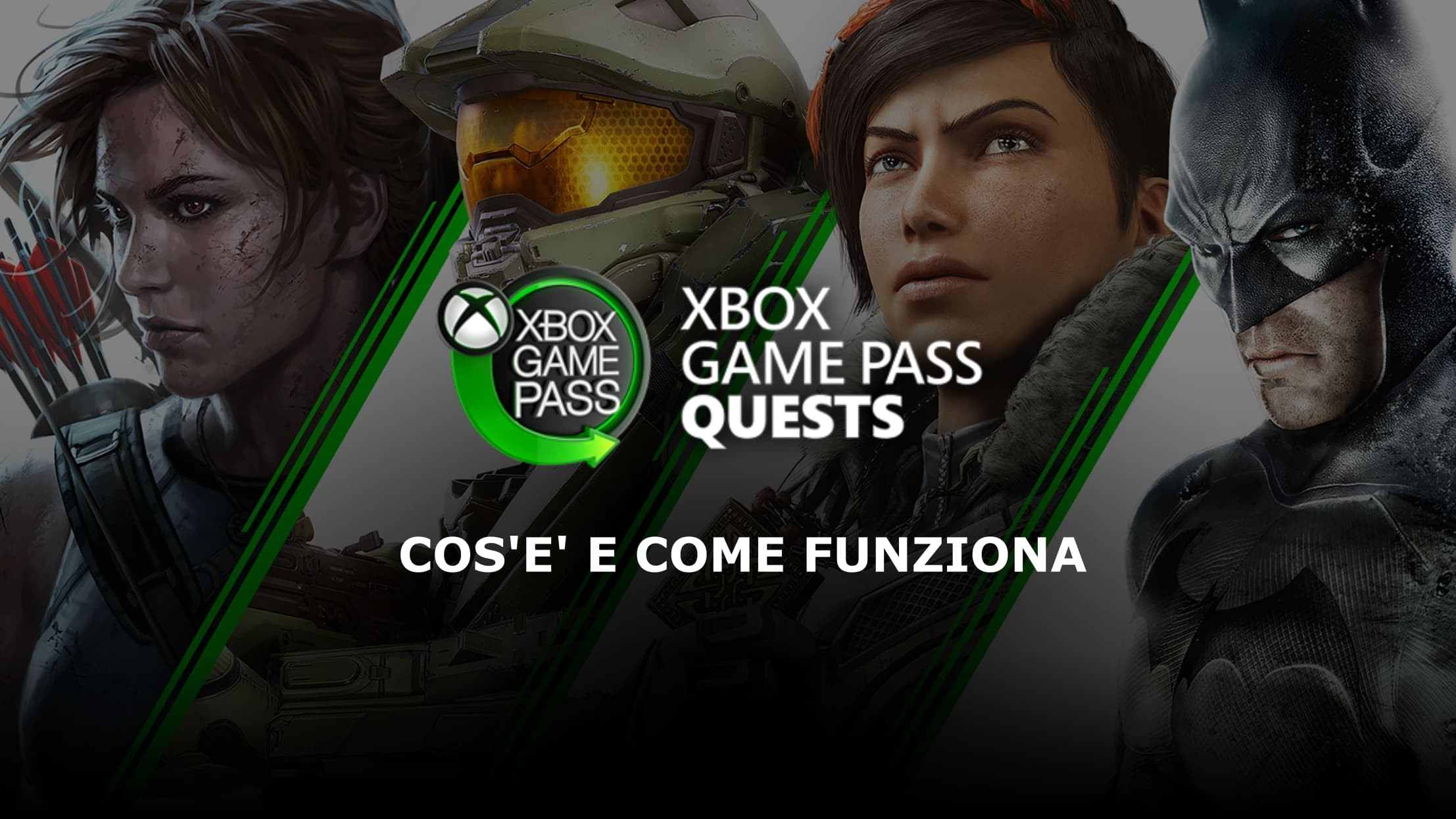 Copertina guida Xbox Game Pass Quests