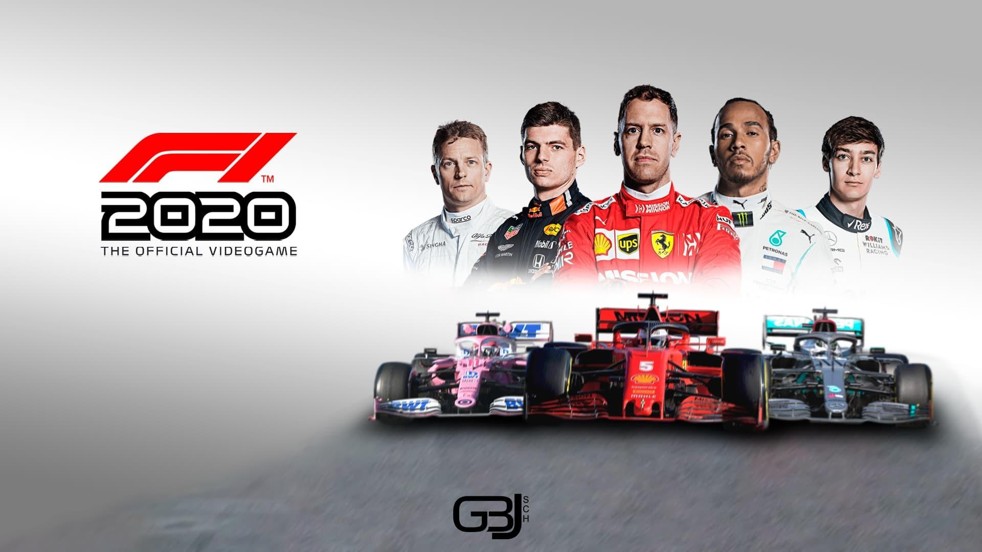 F1 2020: ecco il primo trailer del gioco