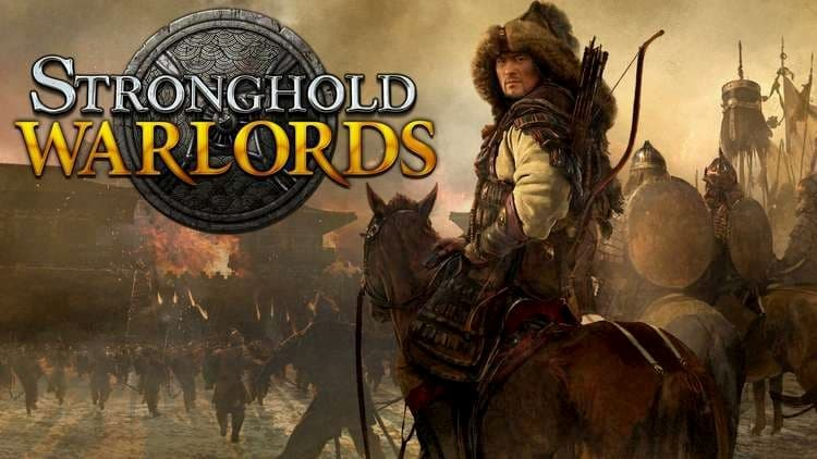 Stronghold copertina
