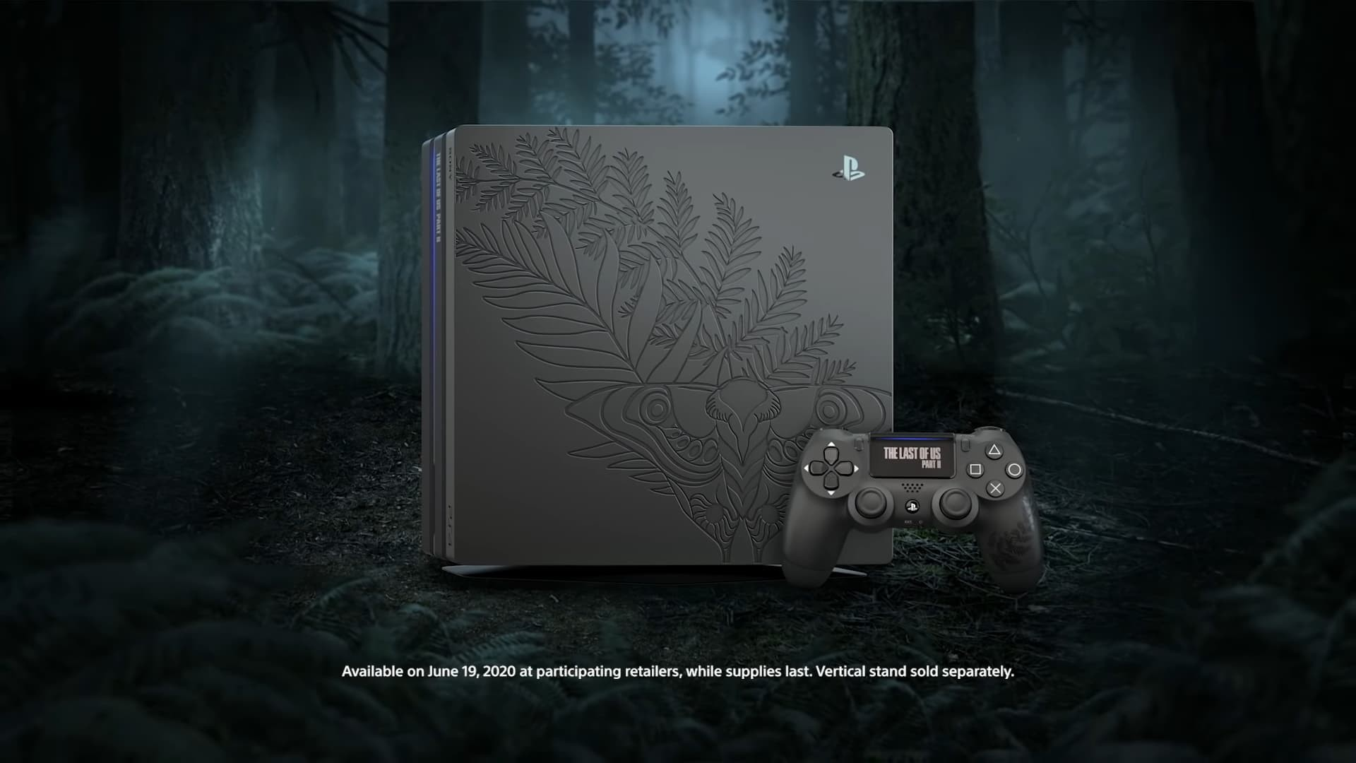 Ps4 Pro limited edition the lasto of us parte 2