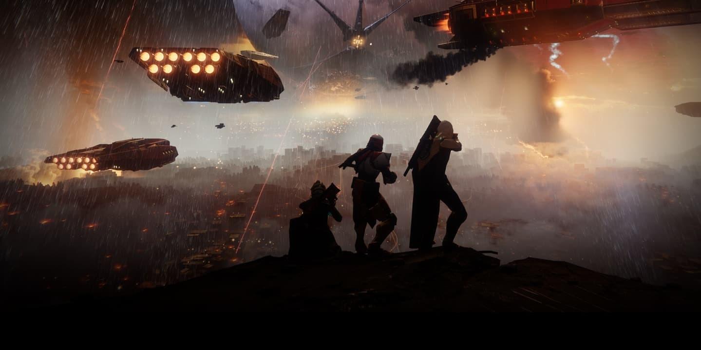Destiny 2 terzetto e navi cabal