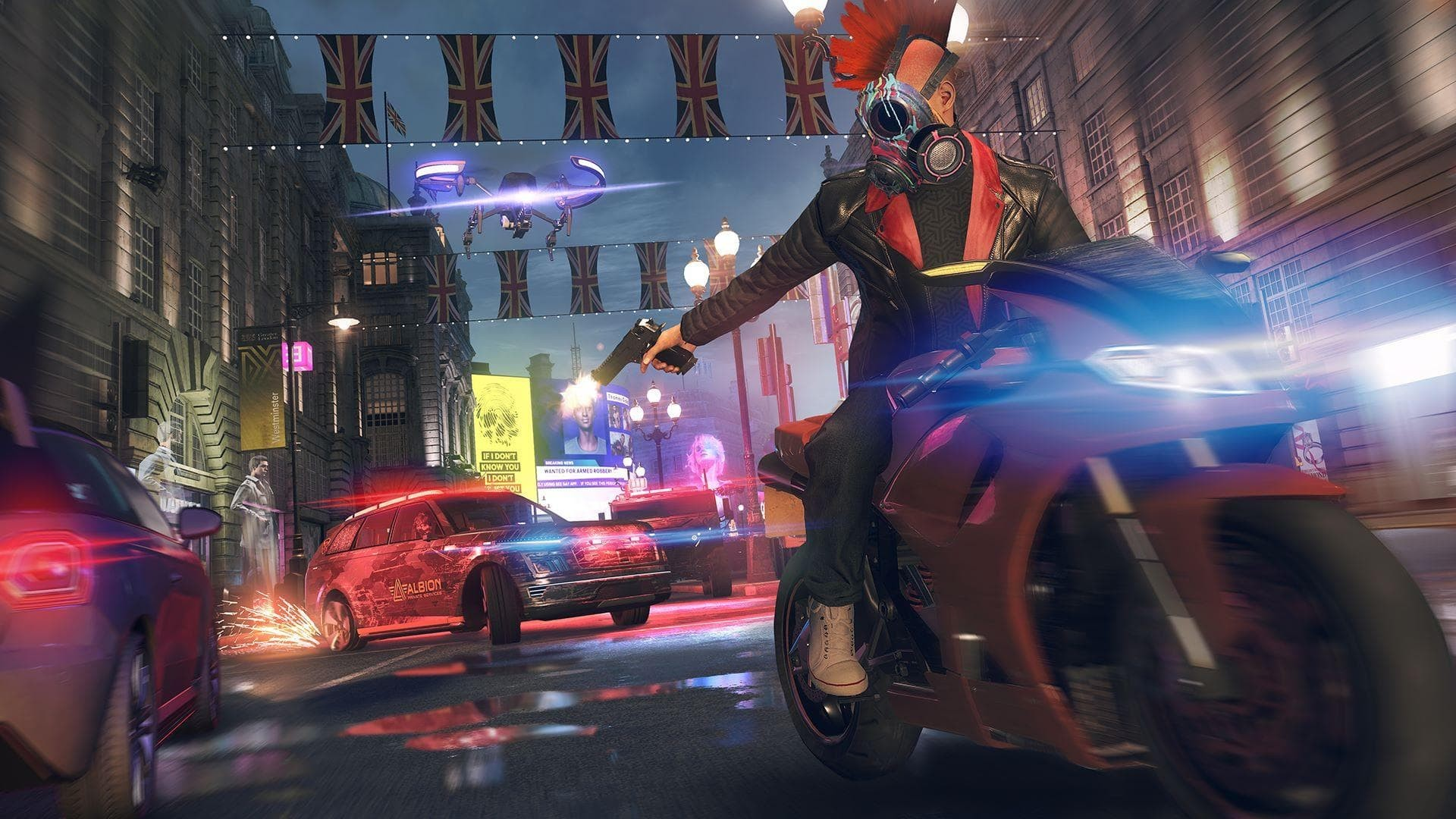 Watch Dogs Legion screenshot gameplay