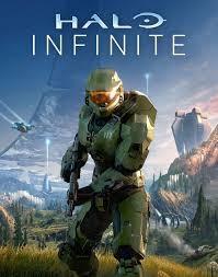 Halo Infinite coverart