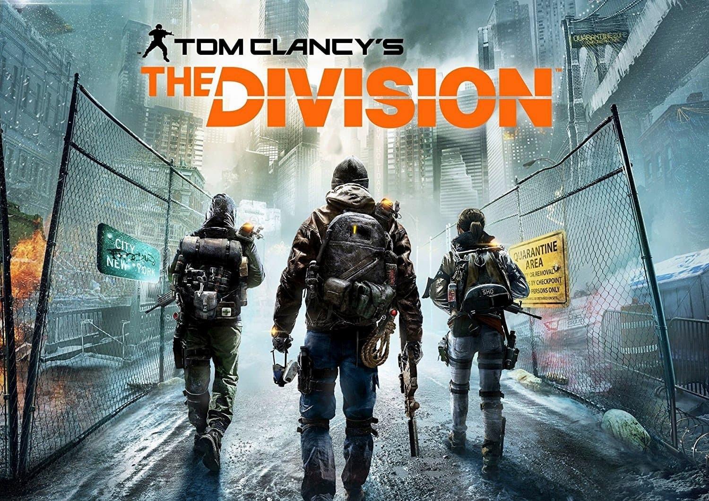 the division 1 - artwork