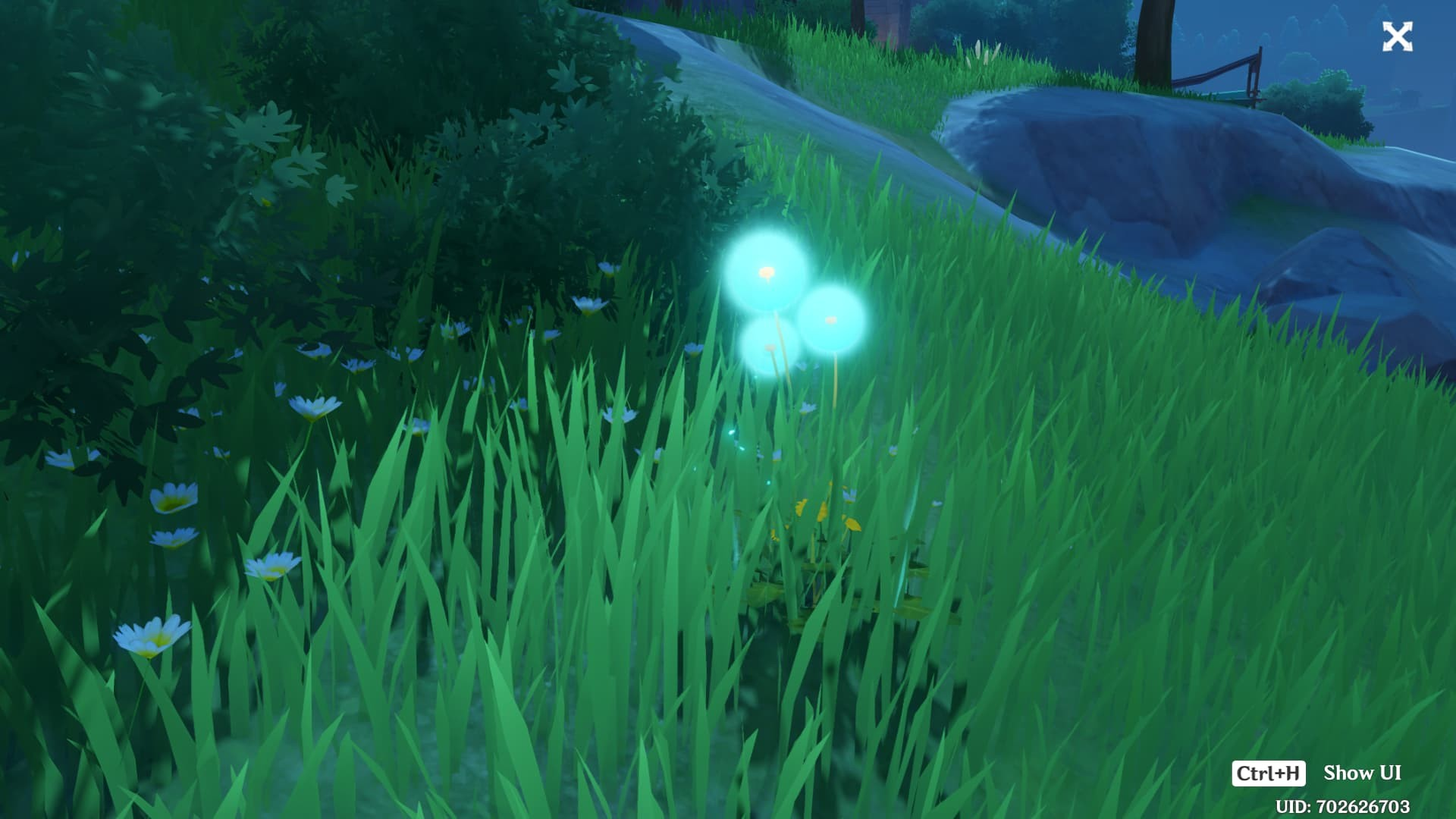 Genshin Impact Dandelion Seed