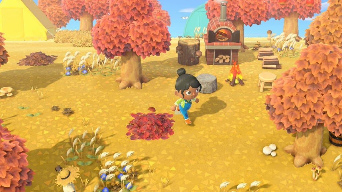 Animal Crossing new Horizons funghi 2