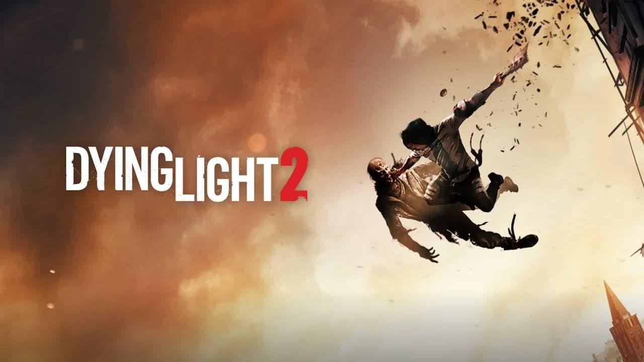 Dying Light 2 artwork copertina