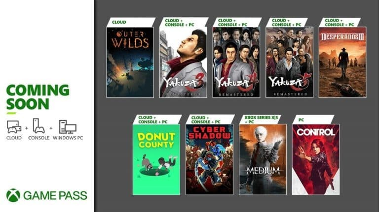 Xbox Game Pass giochi gennaio 2021 The Medium