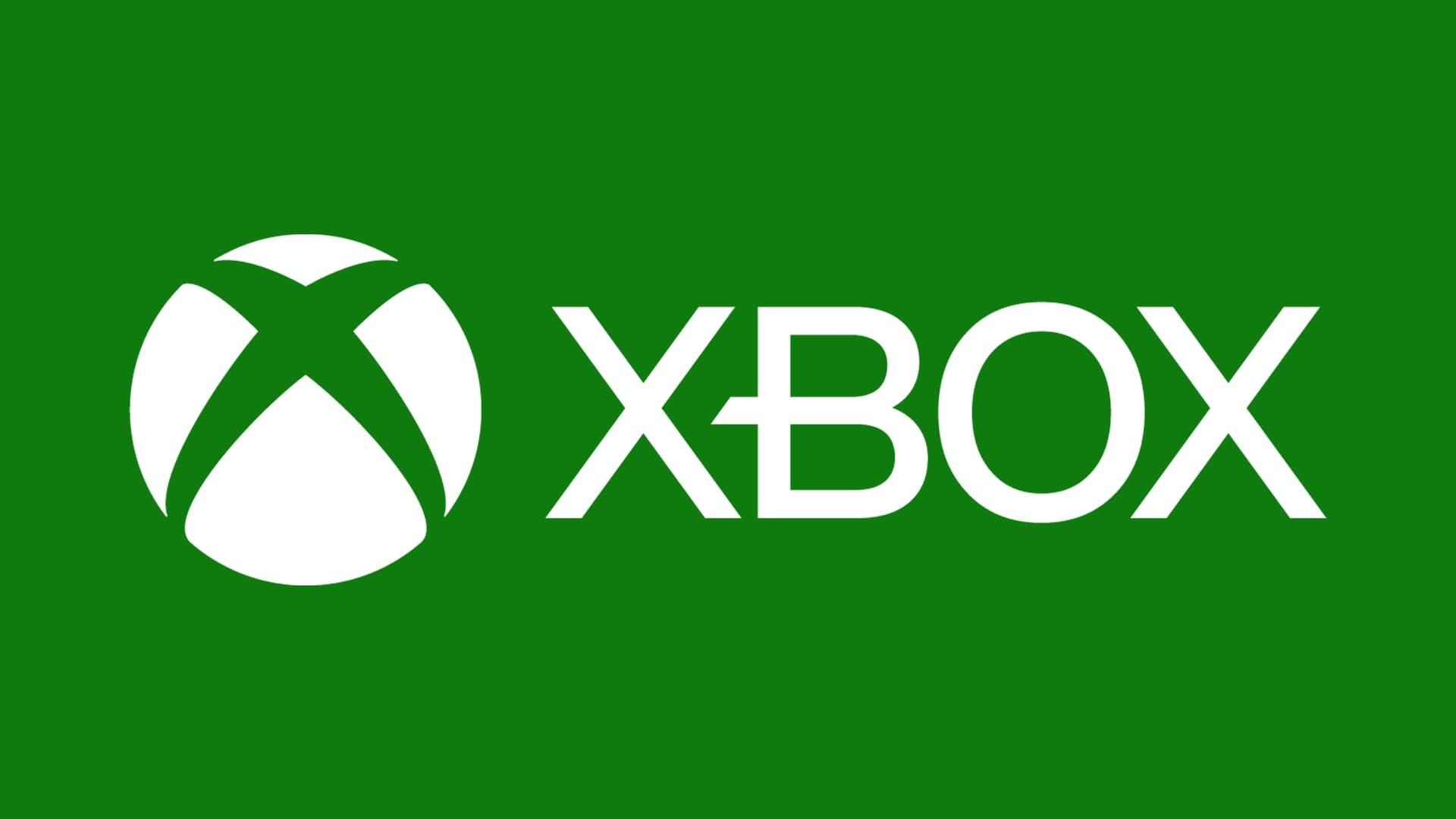 Xbox Logo Sfondo verde