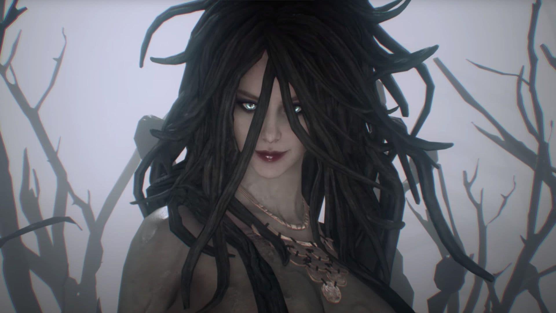 Odin Valhalla Rising Dark Goddess