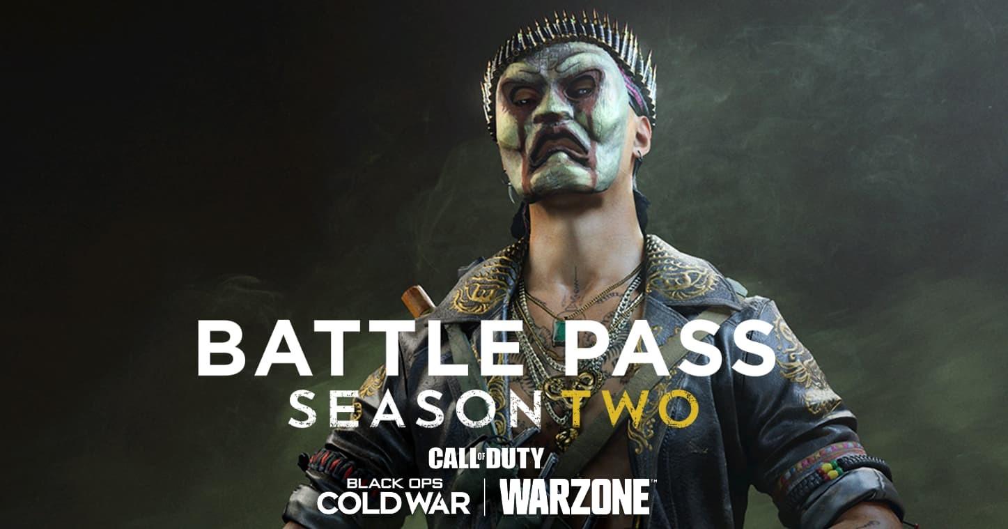 Cal of Duty Warzone Battle Pass Season 2