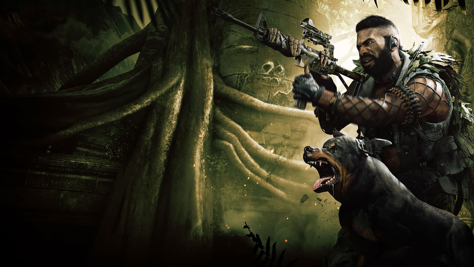 Call of Duty Black Ops Cold War Season Two Reloaded artwork