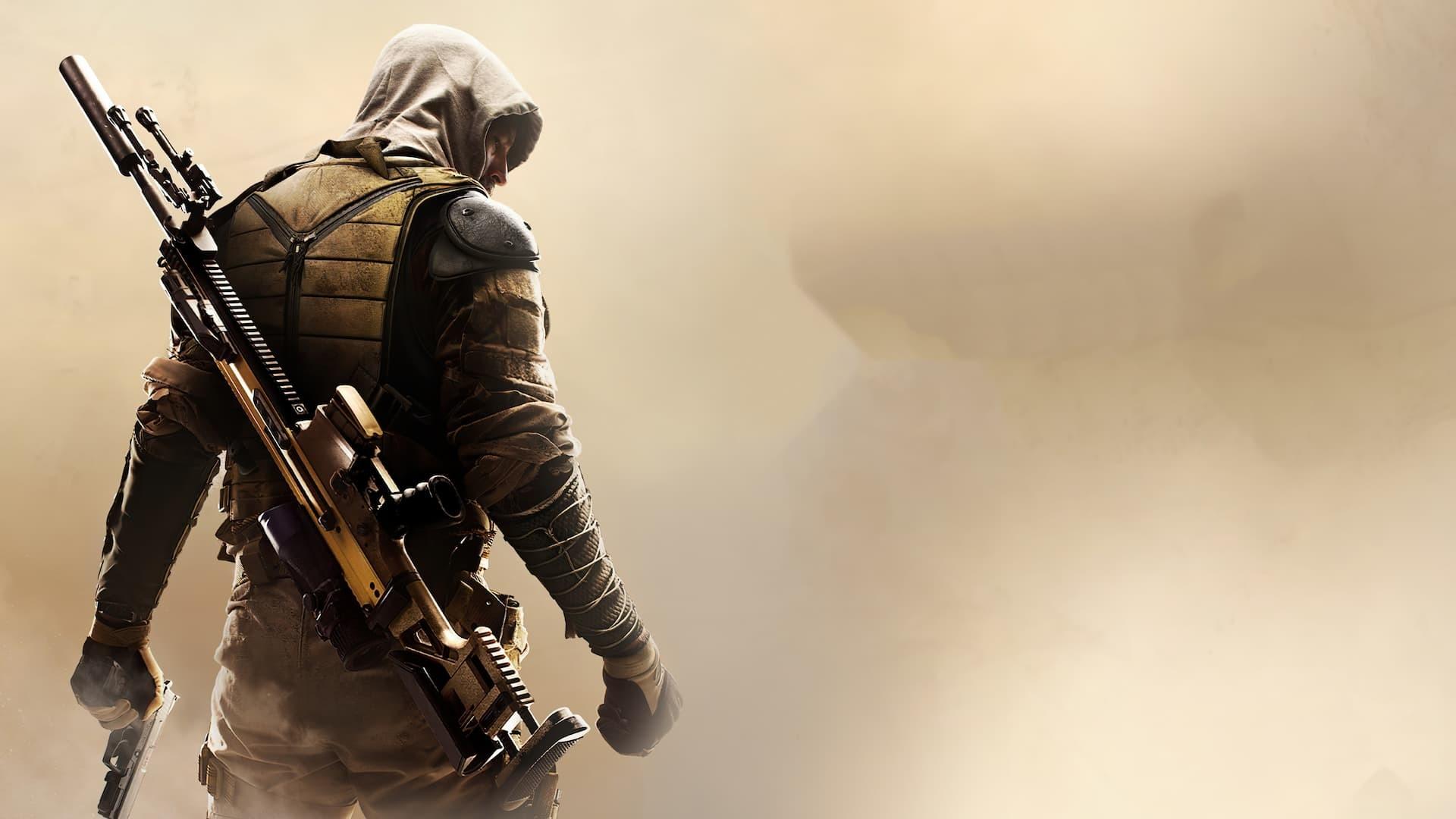 Sniper Ghost Warrior Contracts 2 no titole deserto