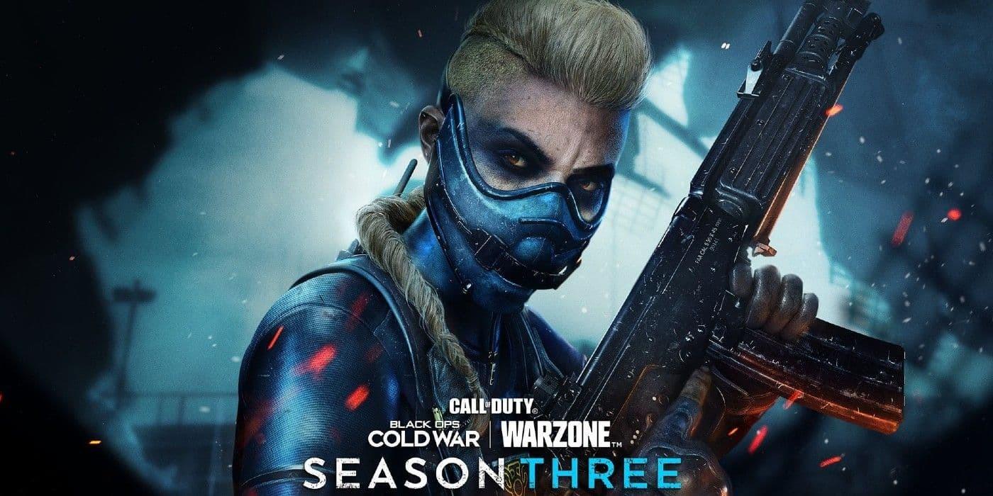Call of duty Warzone Stagione 3 immagine copertina
