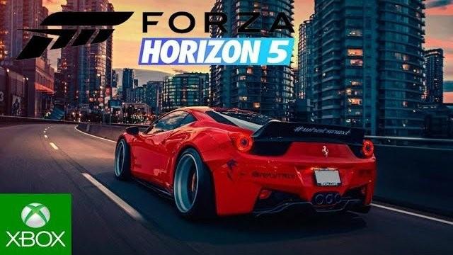 Forza Horizon 5 fanmade cover