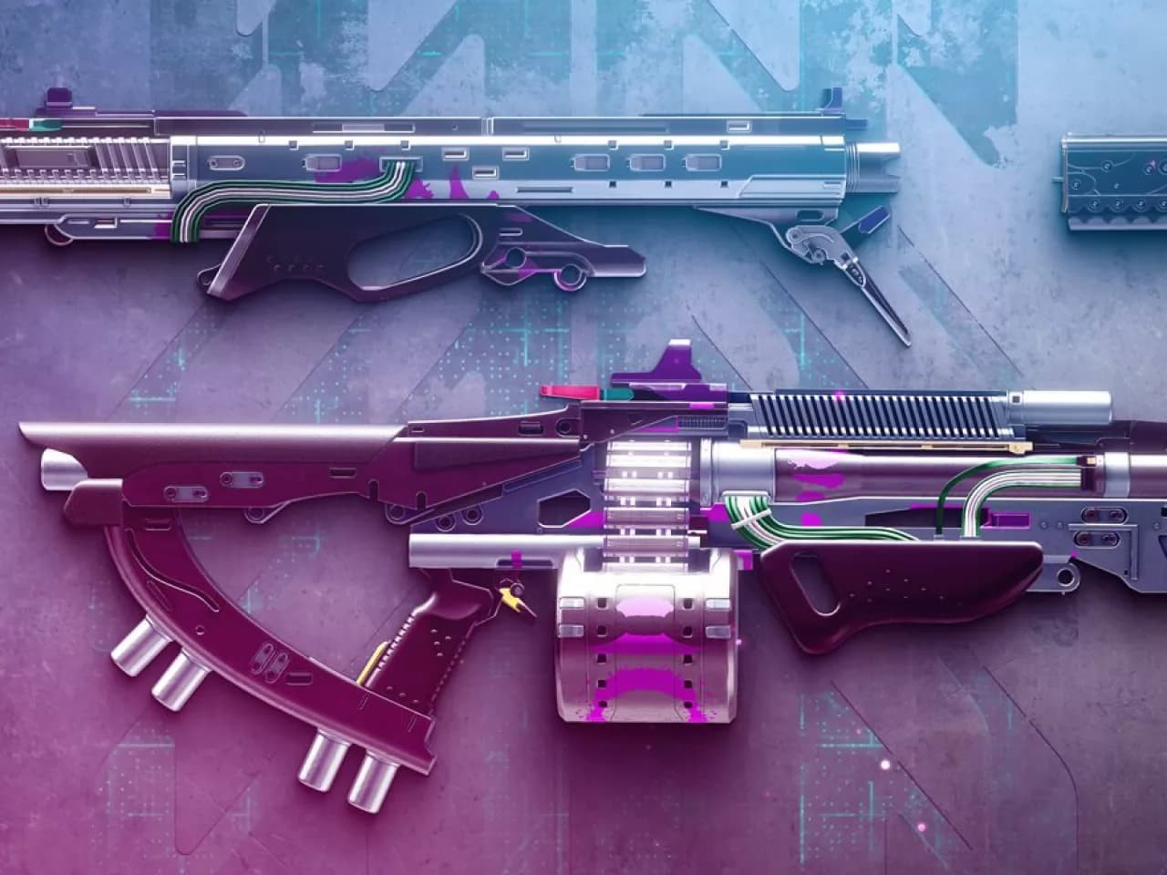 Destiny 2 armi stagione del tecnosimbionte