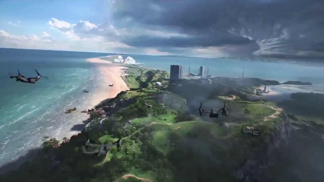 Battlefield 6 reveal leak screenshot