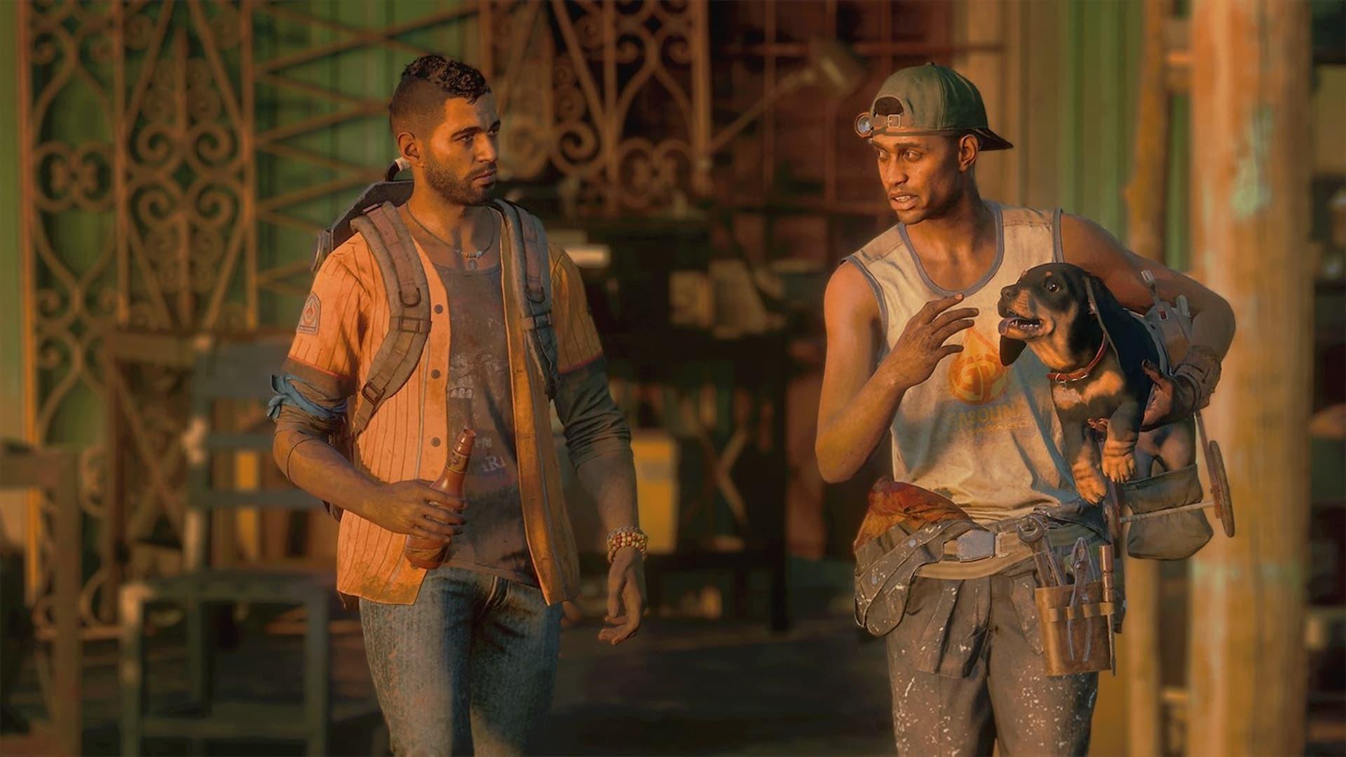 Far Cry 6 Dani Rojas presskit