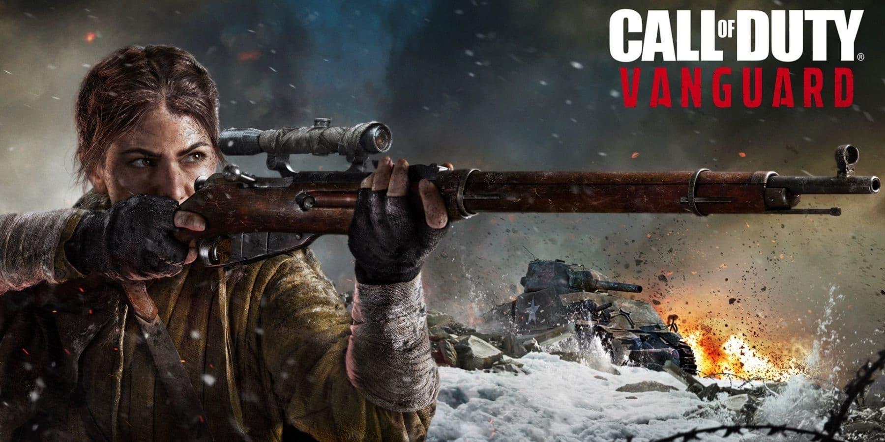 Call of Duty Vanguard Paulina cover