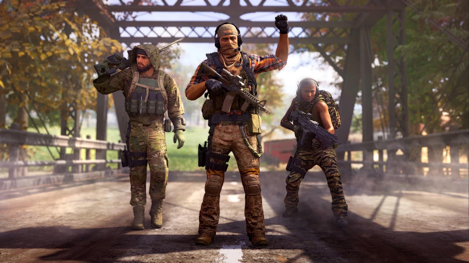 Ghost Recon Frontline Party di gioco