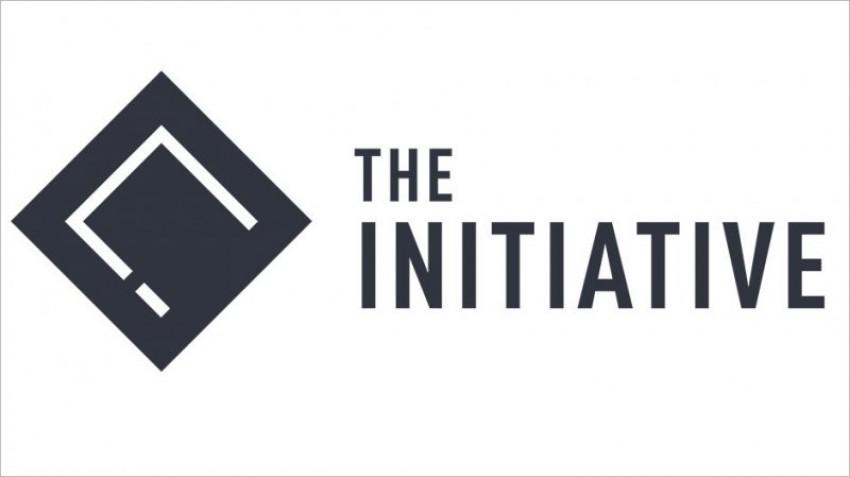 The Initiative logo sfondo bianco