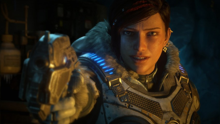Gears 5 kait primo piano