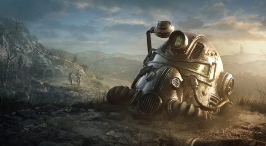 Fallout 76 art work casco