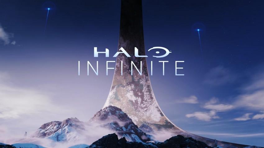 Halo Infinite poster E3 2018