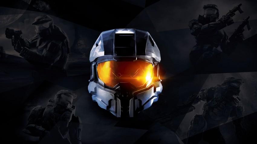 Halo The Master Chief Collection copertina senza logo