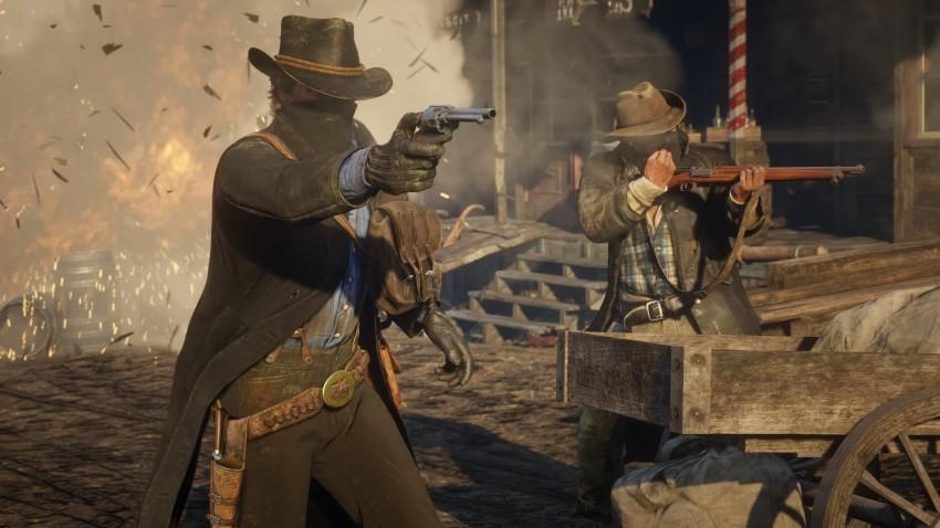 Red Dead Redemption 2 Arthur Bandito